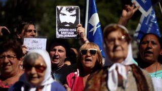 Οι Γιαγιάδες της Πλατείας του Μαΐου, 40 χρόνια μετά, συνεχίζουν τον αγώνα τους (pics)