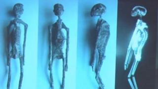 «Ζουν ανάμεσά μας;»: Επιστήμονας λέει ότι εντοπίστηκαν εξωγήινες μούμιες (vids)