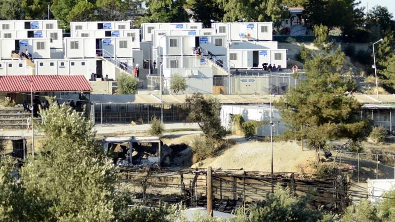 Μυτιλήνη: Στους 2.000 ανήλθε ο αριθμός των προσφύγων και των μεταναστών