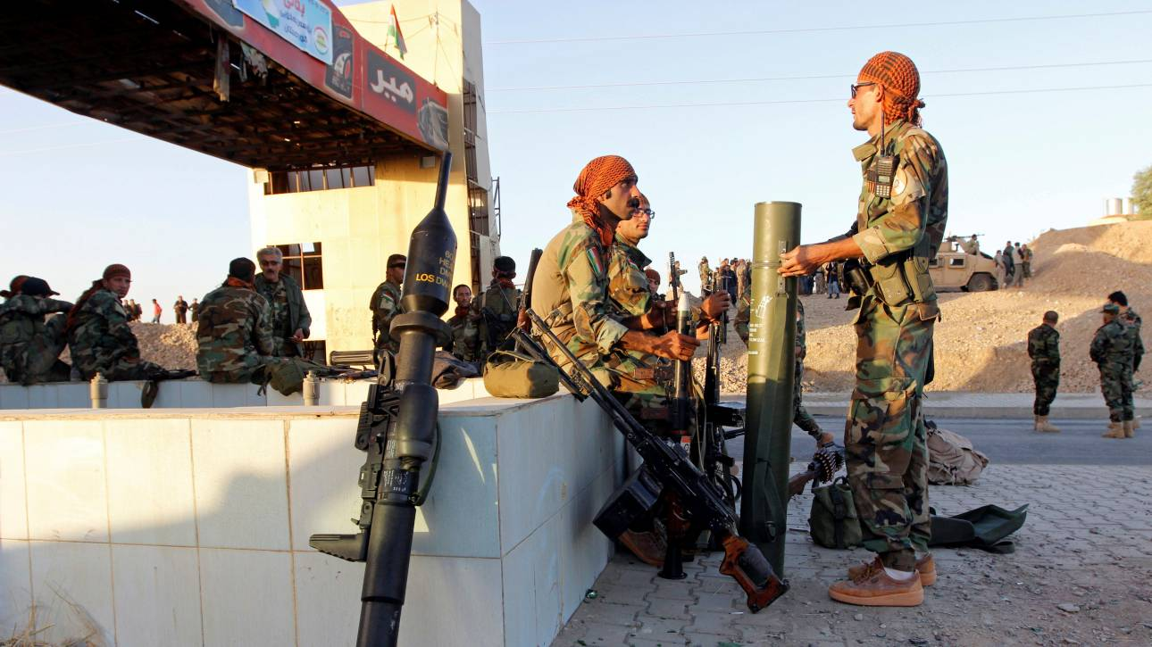 Το Ιράκ και οι Κούρδοι μαχητές κατέληξαν σε συμφωνία για κατάπαυση πυρός