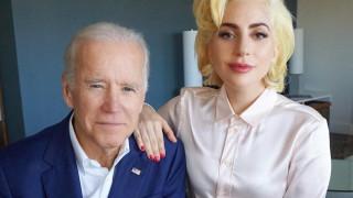 Lady Gaga-Τζο Μπάιντεν: «Η σεξουαλική κακοποίηση είναι ευθύνη όλων μας»