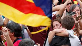 Σε ανυπακοή καλούν τους πολίτες οι αυτονομιστές της Καταλονίας - Στηρίζουν Μαδρίτη οι ΗΠΑ