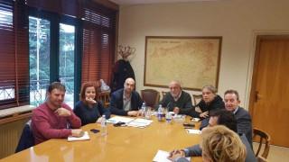 Αλεξανδρούπολη: Συνάντηση κυβερνητικού κλιμακίου με τους φορείς του Έβρου