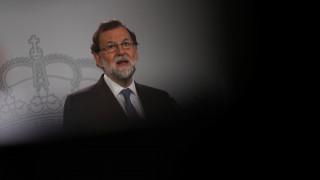Ο Ραχόι διαλύει την καταλανική Βουλή - Εκλογές την 21η Δεκεμβρίου