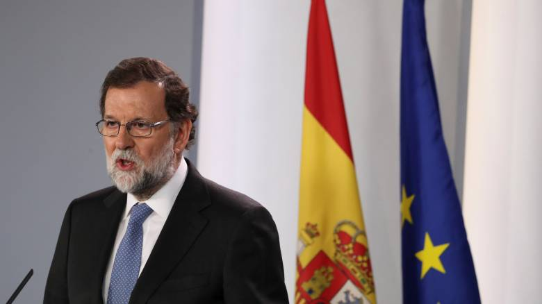Ισπανία: Η κυβέρνηση απέλυσε τον αρχηγό της αστυνομίας της Καταλονίας