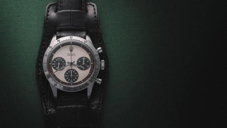 Ποιου ηθοποιού και οδηγού αγώνων το ρολόι πουλήθηκε 17,8 εκατομμύρια δολάρια;