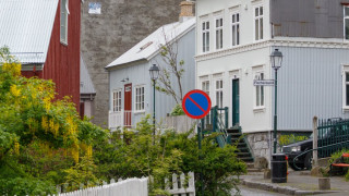 Πρωτοποριακές 3D διαβάσεις πεζών στην Ισλανδία