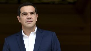 Τσίπρας: Μετά από μια περίοδο κρίσης, η χώρα μπορεί να ατενίζει με αισιοδοξία το αύριο