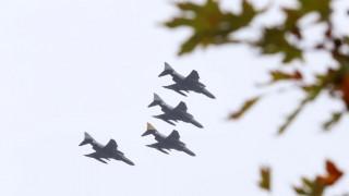 28η Οκτωβρίου: Το μήνυμα του πιλότου του F-16 στη στρατιωτική παρέλαση (vid)