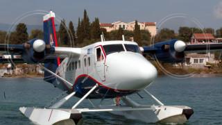 Κέρκυρα: Αρχίζουν ξανά οι δοκιμαστικές πτήσεις υδροπλάνων