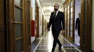 Τζανακόπουλος: Όλοι αναγνωρίζουν το θετικό μομέντουμ της ελληνικής οικονομίας
