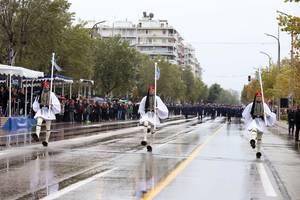 28η Οκτωβρίου: Η στρατιωτική παρέλαση της Θεσσαλονίκης