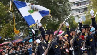 28η Οκτωβρίου: Μεγαλειώδης η στρατιωτική παρέλαση στη Θεσσαλονίκη