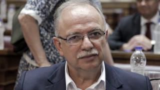 Δημήτρης Παπαδημούλης: Η χώρα μας εξέρχεται βήμα - βήμα από την πολυετή επιτροπεία