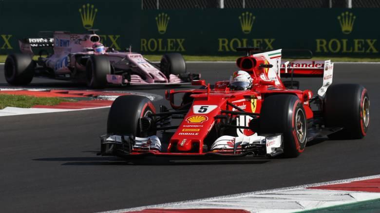 F1: Ο Φέτελ την pole position στο Μεξικό, ο Χάμιλτον ετοιμάζεται για την στέψη (vid)