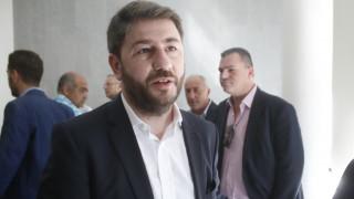 Ανδρουλάκης: Στην Κεντροαριστερά δεν ξεκαθαρίζουμε λογαριασμούς