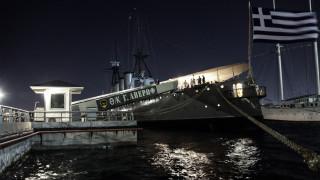 Θεσσαλονίκη: Ρεκόρ επισκεπτών στο Πλωτό Ναυτικό Μουσείο Θωρηκτό «Γεώργιος Αβέρωφ»