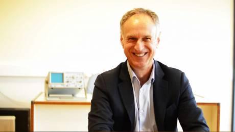Ο Έλληνας που σχεδιάζει το μέλλον της British Telecom