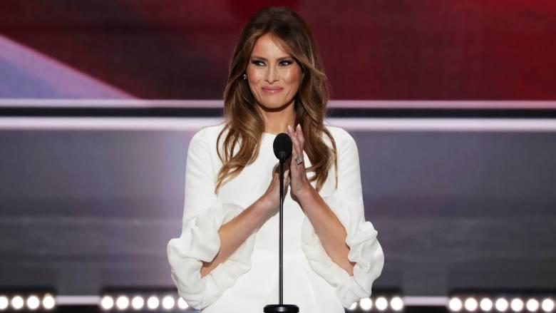 Η ανεξάρτητη Μελάνια Τραμπ: Η πρώτη κυρία κάνει τα πάντα με τον δικό της τρόπο