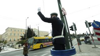 Κυκλοφοριακές ρυθμίσεις στην Αθήνα λόγω Ολυμπιακής Λαμπαδηδρομίας