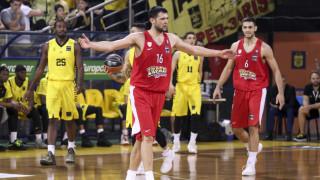 Α1 μπάσκετ: Άνετη νίκη του Ολυμπιακού στο Αλεξάνδρειο επί του Άρη