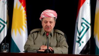 Παραιτήθηκε με καταγγελίες κατά των ΗΠΑ ο ηγέτης του ιρακινού Κουρδιστάν (pics)