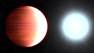 Στον εξωπλανήτη Κέπλερ-13Ab «χιονίζει»... αντηλιακό
