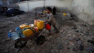 «Όπλο πολέμου» τα τρόφιμα στην Υεμένη