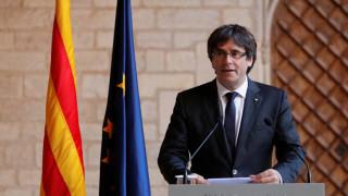Το κόμμα του Πουτζντεμόν θα συμμετάσχει στις εκλογές 21ης Δεκεμβρίου - Στις Βρυξέλλες ο ίδιος
