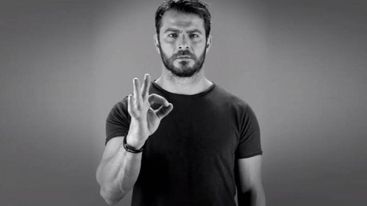 Γιώργος Αγγελόπουλος: μετά το Survivor σε φιλανθρωπική καμπάνια με υπογραφή Dior & Νάταλι Πόρτμαν