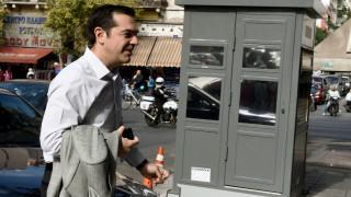 O Τσίπρας στην ΠΓ του ΣΥΡΙΖΑ: Το σχέδιο μας αποδίδει