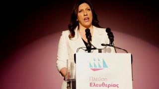 Άμεση δημοκρατία υποσχέθηκε η Ζωή Κωνσταντοπούλου