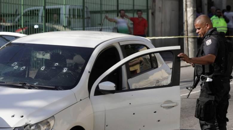 Βραζιλία: Επτά ανθρωποκτονίες την ώρα καταγράφηκαν το 2016 στη χώρα