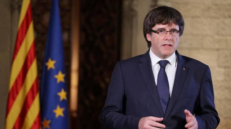 Βέλγος δικηγόρος επιβεβαιώνει ότι ο Πουτζντεμόν βρίσκεται στις Βρυξέλλες