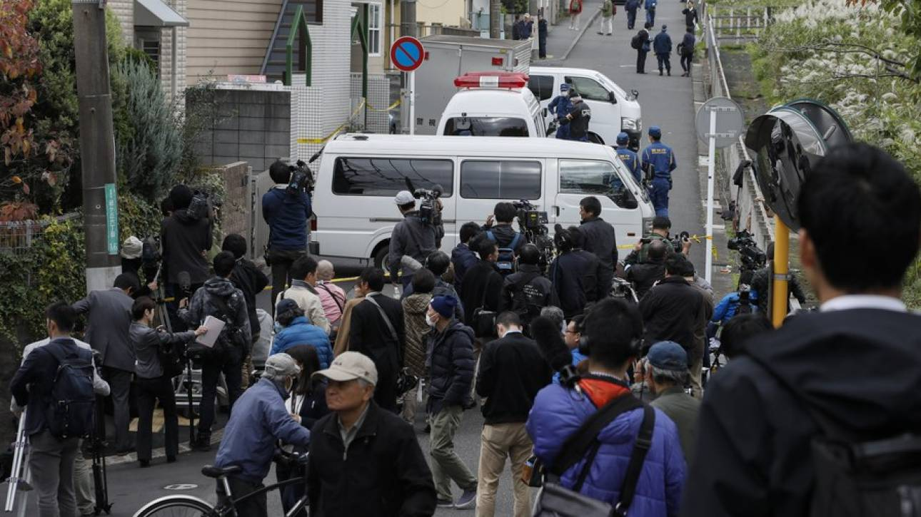 Μακάβριο εύρημα στην Ιαπωνία: Οι Αρχές βρήκαν αποκεφαλισμένα και διαμελισμένα πτώματα σε διαμέρισμα