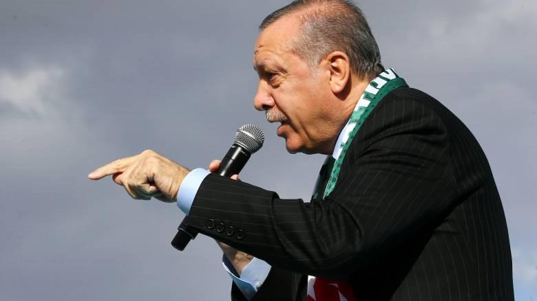 Αγωγή σε βάρος βουλευτή κατέθεσε ο Ερντογάν επειδή τον αποκάλεσε «φασίστα δικτάτορα»
