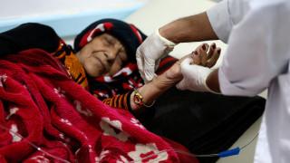 Υεμένη: Σε ύφεση η επιδημία χολέρας, αλλά η κατάσταση παραμένει απελπιστική