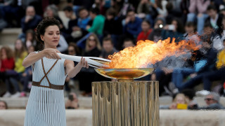 «PyeongChang 2018»: Στους Νοτιοκορεάτες η Ολυμπιακή Φλόγα (pics)
