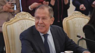 Λαβροφ: Έτοιμη η Ρωσία να επεκτείνει τον Turkish Stream στην Ε.Ε.