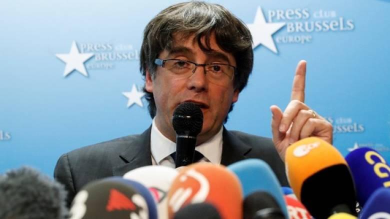 Βέλγος πρωθυπουργός: Δεν καλέσαμε εμείς τον Πουτζντεμόν στις Βρυξέλλες