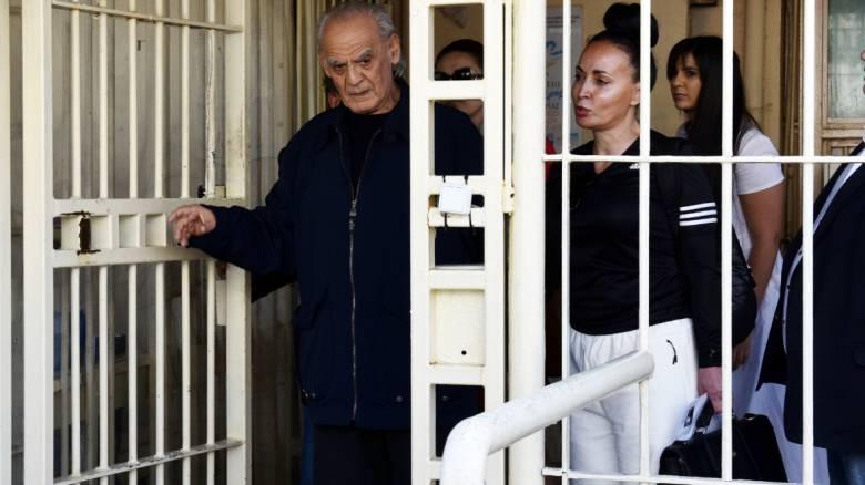 Στην φυλακή επιστρέφει ο Άκης Τσοχατζόπουλος