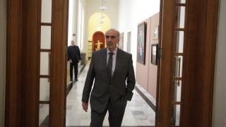 Το πολιτικό του μανιφέστο ενόψει του συνεδρίου της Ν.Δ. παρουσίασε ο Μεϊμαράκης