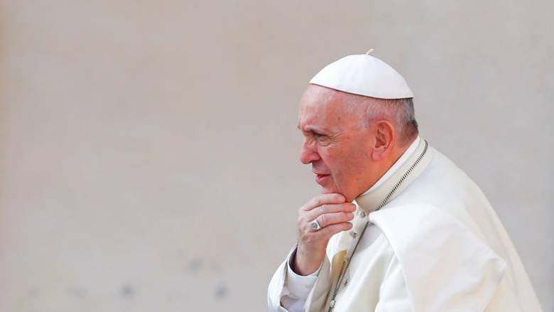 «Μερικές φορές όταν προσεύχομαι... κοιμάμαι», παραδέχθηκε ο Πάπας Φραγκίσκος