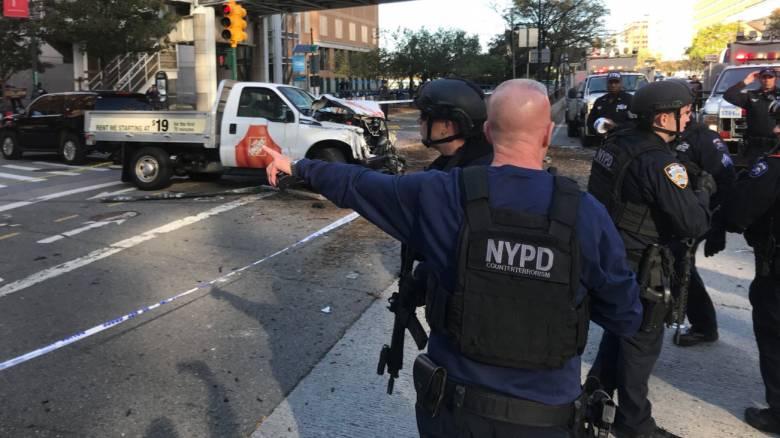 Συναγερμός στη Νέα Υόρκη: Πυροβολισμοί στο Μανχάταν
