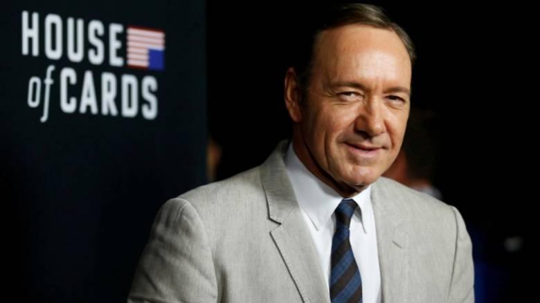 Το Netflix «κόβει» το «House of Cards»... εξαιτίας του Κέβιν Σπέισι