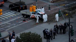 Τρομοκρατικό χτύπημα στο Μανχάταν: Σημείωμα με την «υπογραφή» του ISIS μέσα στο φορτηγό