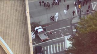 Τρομοκρατικό χτύπημα στο Μανχάταν: Οι πρώτες κινήσεις και η σύλληψη του δράστη σε βίντεο ντοκουμέντο