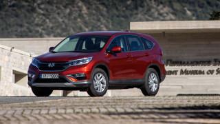 Το Honda CR-V, το No 1 SUV σε πωλήσεις παγκοσμίως, στην καλύτερη τιμή που έγινε ποτέ