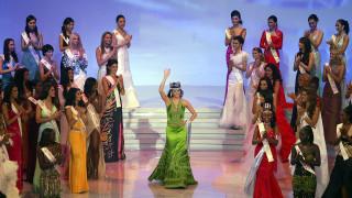 Περού: Στον διαγωνισμό ομορφιάς οι υποψήφιες καταγγέλλουν εγκλήματα εναντίον των γυναικών