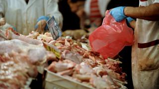 Κατάσχεση 75 κιλών ακατάλληλου κρέατος από ψητοπωλείο στον Πειραιά